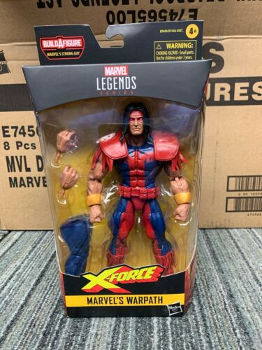 marvel legends warpath from strong guy wave