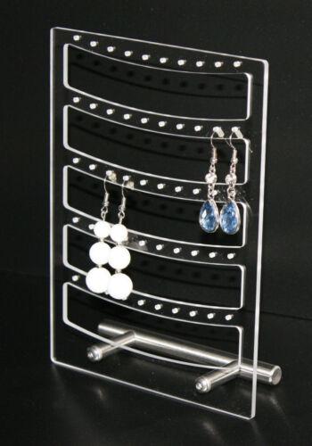 Schmuckständer Kettenständer Halskette Ohrringständer Ohrring-Schmuckhalter