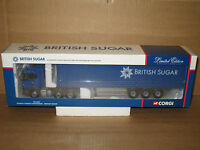 Corgi 1/50 Scale Cc12221 - Scania 4 Series Curtainside - British Sugar