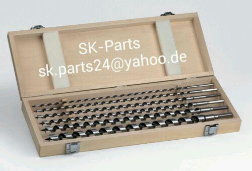 Form Lewis 230 mm Top Qualität Schlangenbohrer Satz SB5 SP-Stahl 8-tlg