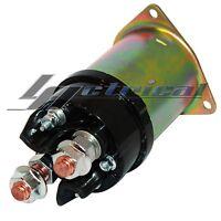 Starter Solenoid Switch Delco 37mt Dd For Caterpillar 213b 320l 320n 320s 320l