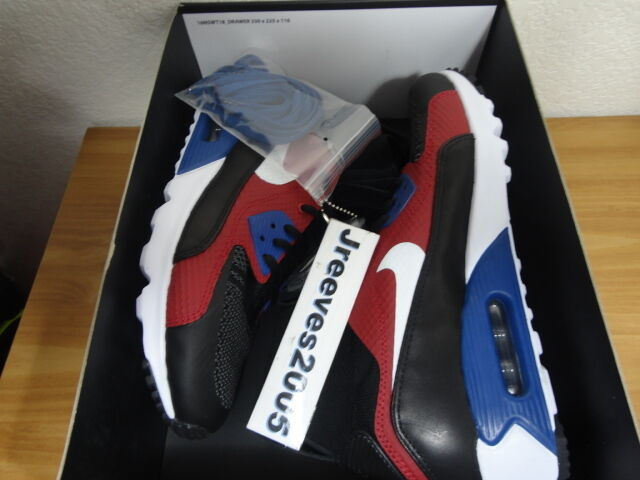 Nike Air Max 90 Ultra Superfly HTM TINKER Sz 8 100% Authentic NikeLab 850613 001