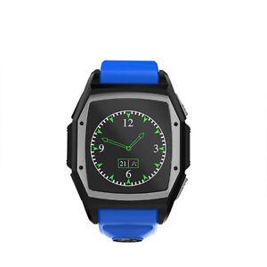 Bluetooth-GPS-reloj-deportivo-dorado-pulso-Android-handyuhr-para-Android-iOS-iPhone