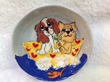 Dog Bowl Cavalier King Charles & Norfolk Terrier