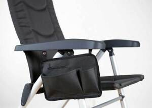 Isabella-SIDE-POCKET-for-Chair-DARK-GREY-Camping-and-Caravan-Accessories