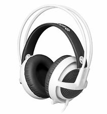 SteelSeries Siberia v3 Comfortable Gaming Headset Headphones - White (61356)