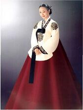 Hanbok Dress Custom Made Korean Traditional woman dress Korean National Costumes