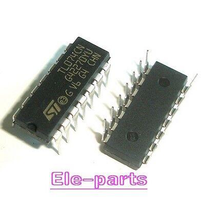 50 PCS TL074CN DIP-14 TL074 OPERATIONAL AMPLIFIERS NEW