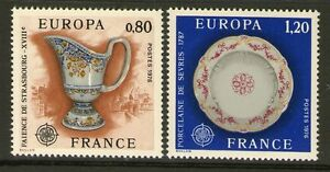 SERIE-TIMBRES-1877-1878-NEUF-XX-LUXE-EUROPA-FAIENCE-ET-PORCELAINE