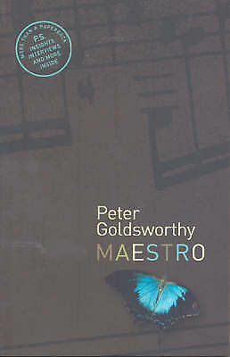 1 of 1 - Maestro by Peter Goldsworthy (Paperback, 2004)