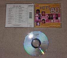 CD 18 deutsche Hits der 80er 1000 und eine Nacht Verliebte Jungs Schickeria  95