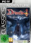 Dracula 4 - The Shadow Of The Dragon (PC, 2014, DVD-Box)