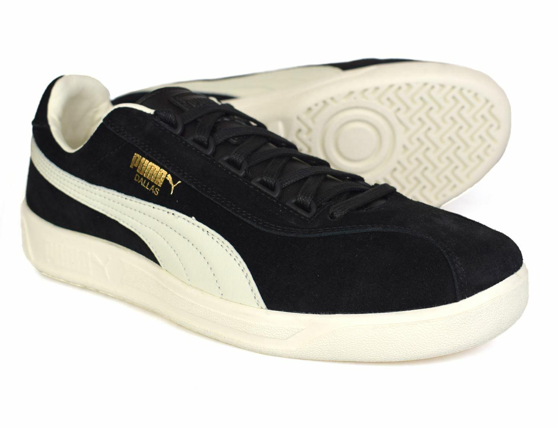 Puma Dallas Og Negro blancoo Zapatillas Hombre 362221-08 Envío Gratis Reino Unido