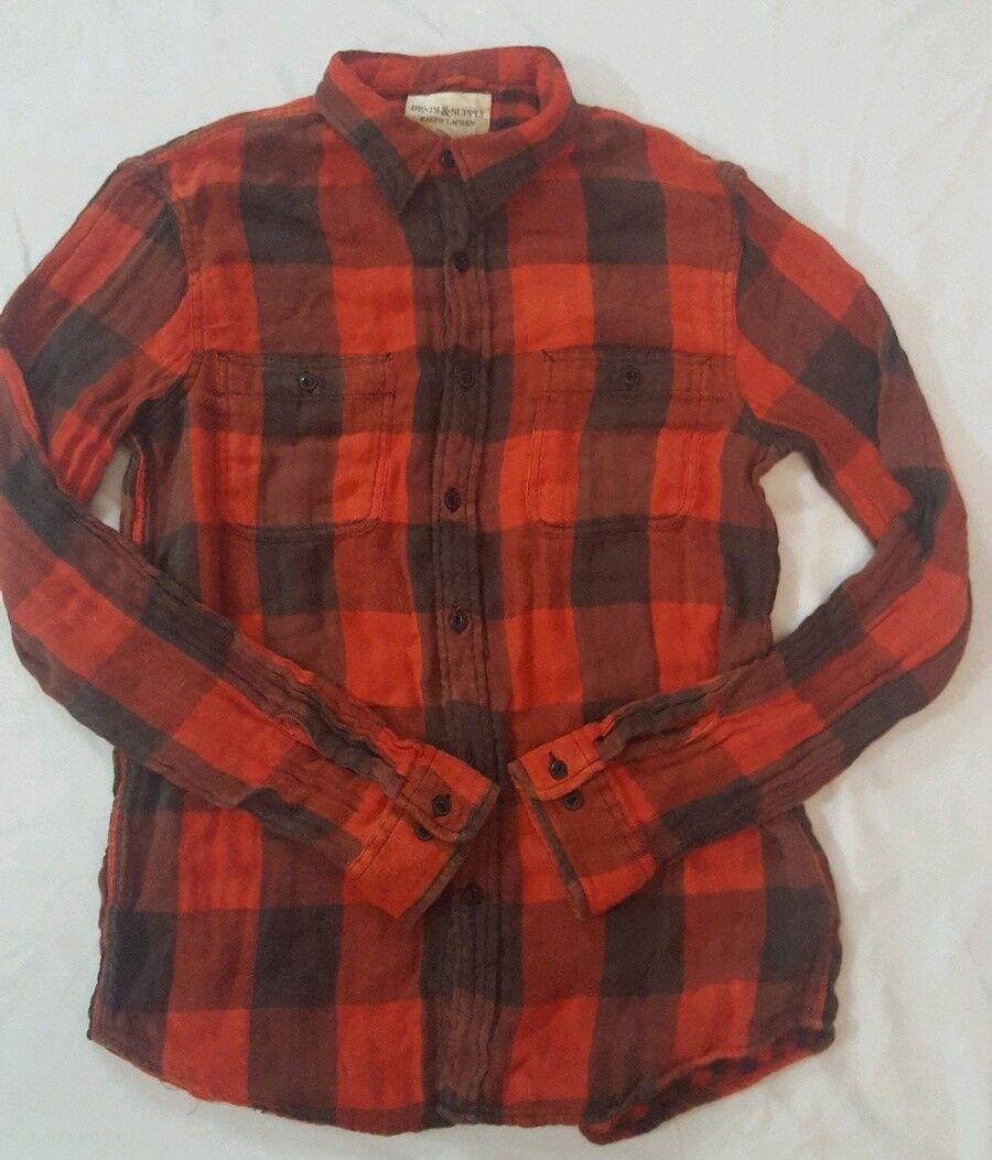 Ralph Lauren Denim Supply woman Shirt M