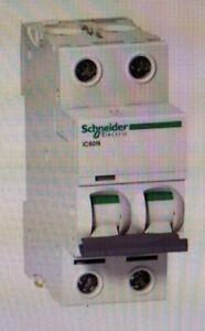 Schneider miniature circuit breaker Acti9 iC60N C 63A 1P 240//415V A9F44163