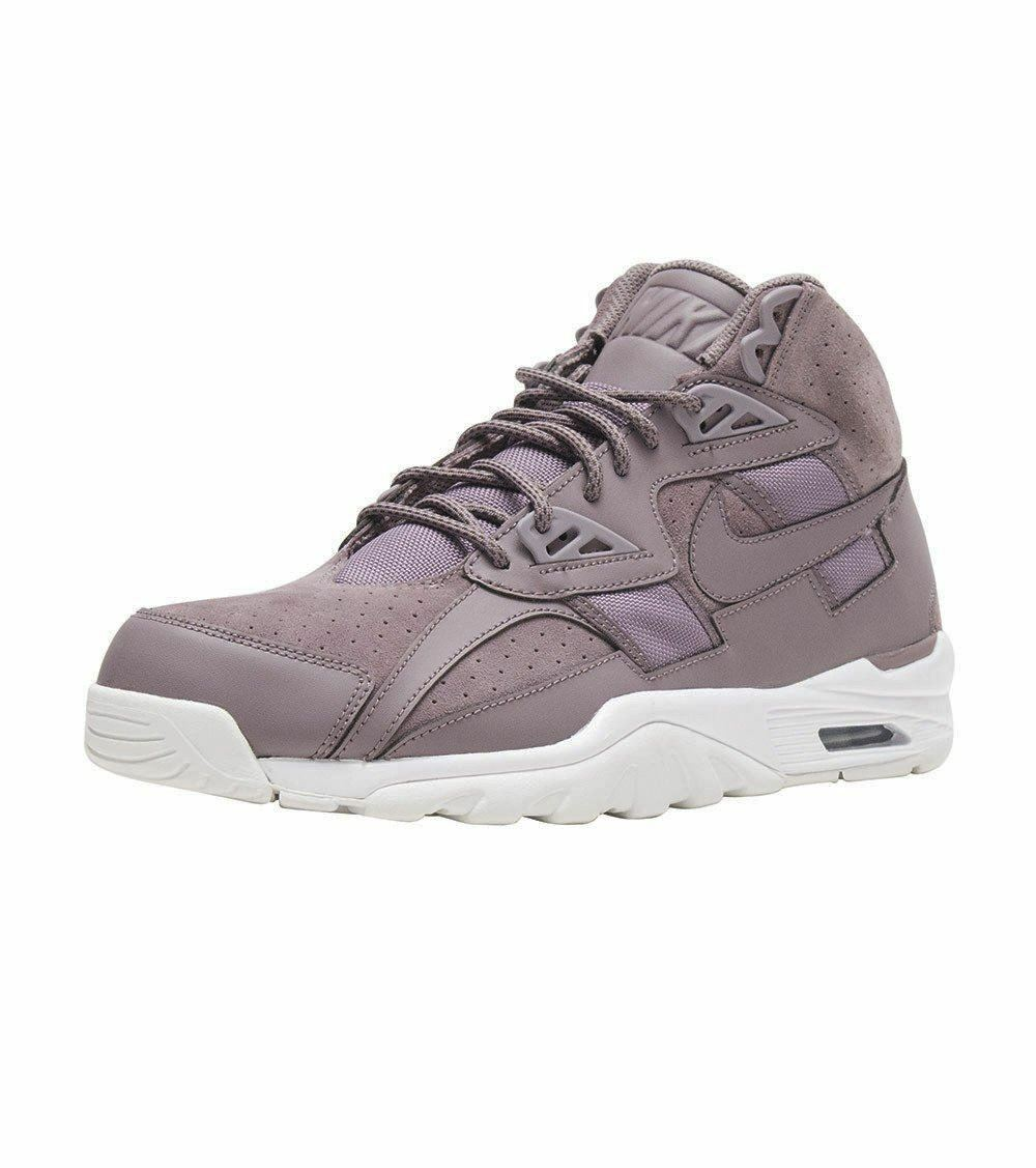 Nike Air Trainer SC High Bo Jackson Taupe Grey Men SZ 7.5 - 13
