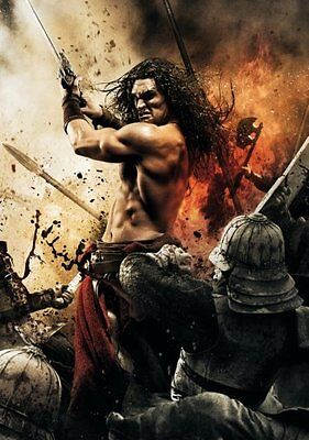 Conan The Barbarian Movie Poster 24in x36in