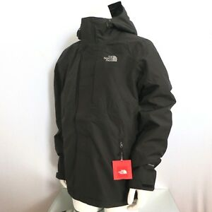 THE-NORTH-FACE-Men-039-s-Cinder-Triclimate-3-IN-1-Ski-Jacket-Black-sz-S-M-L