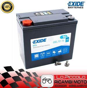Batteria gel R 1200 GS 2004-2012 Tecno YTX14-BS