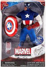 Marvel Ultimate Series Captain America Premium Action Figure Hasbro
