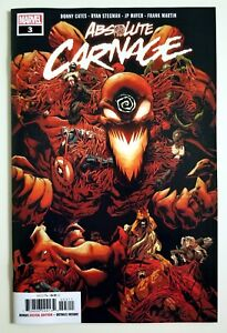 ABSOLUTE-CARNAGE-3-Stegman-Cover-Marvel-Comics-2019-NM-Unread