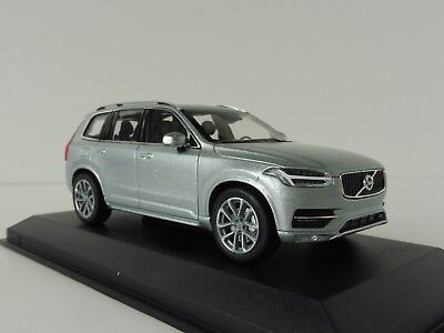 Automotive Cooperative Volvo Xc90 Electric Silver 2015 Suv 1/43 Norev 870053 Xc 90 Suv Up-To-Date Styling Cars