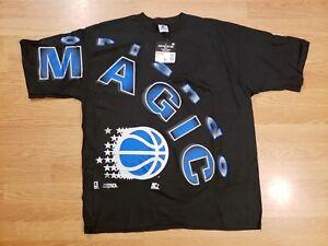 a2a1b0f9fa9 Orlando Magic Vintage 90s Starter Tshirt Shaq Penny Rare Rap Hip Hop ...
