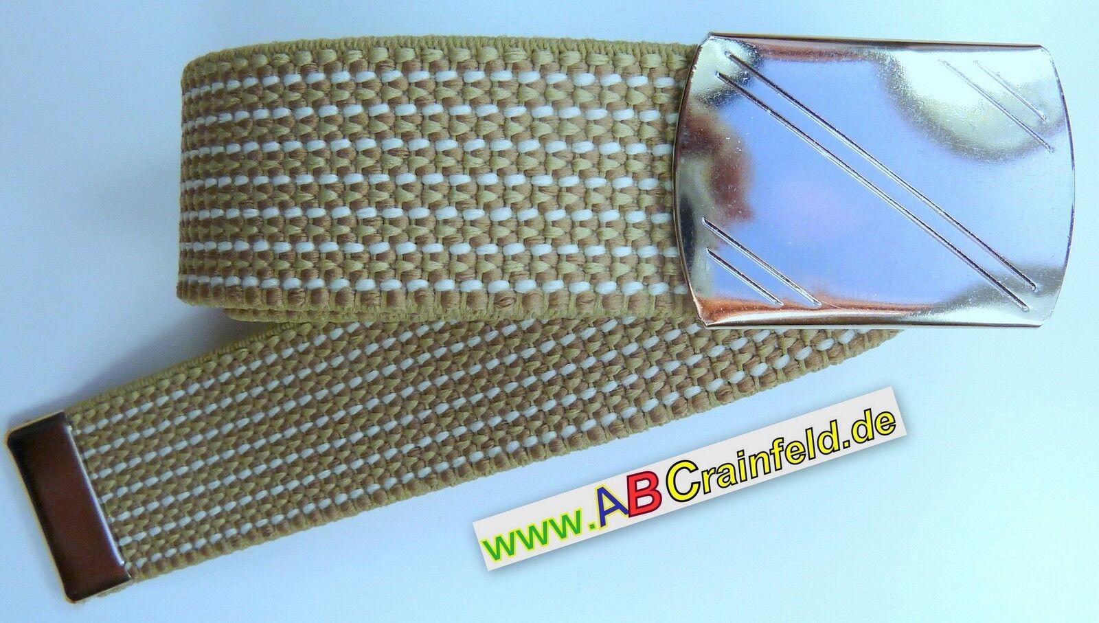 Elastische Gürtel,Klemmverschluss,Stretchgürtel,bis 180cm,3cm breit,Blitzversand