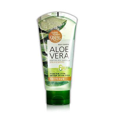 [WELCOS KWAILNARA] Aloe Vera Moisture Real Soothing Gel 98% - 150g