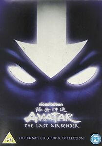 AVATAR-THE-LAST-AIRBENDER-COMPLETE-3-BOOK-COLLECTION-1-3-DVD-Region-4