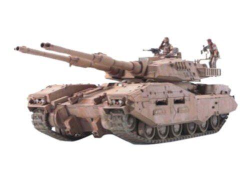 M61A5 MAIN BATTLE TANK SEMOBENTE MODEL KIT ZA 0521 F//S w//Tracking# Japan New
