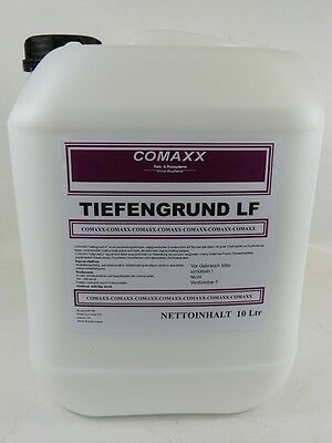 Comaxx Tiefgrund LF Tiefengrund Grundierung 20 L