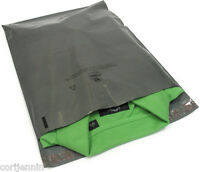 100 Poly Mailers Envelopes Bags 7.5 X 10.5 Go Green W/ Expedited Shipping on sale