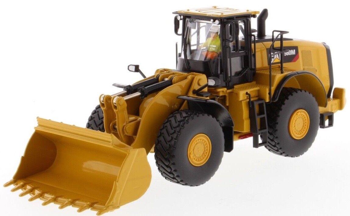 vendita calda Cat Caterpillar 1 50 scale 980M 980M 980M Rueda Loader replica 85543  negozio di vendita outlet