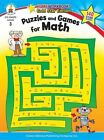 Puzzles and Games for Math Grade 3 Home Workbooks Company Inc Carson It