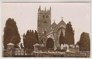 Dorset Cartolina - The Church, Fontmell Magma - (A911)