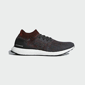 b80f82197bc7 NEW Adidas Ultra Boost Uncaged UK Size 7 Mens Trainers Black Red ...