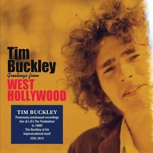 TIM-BUCKLEY-GREETINGS-FROM-WEST-HOLLYWOOD-CD-NEU