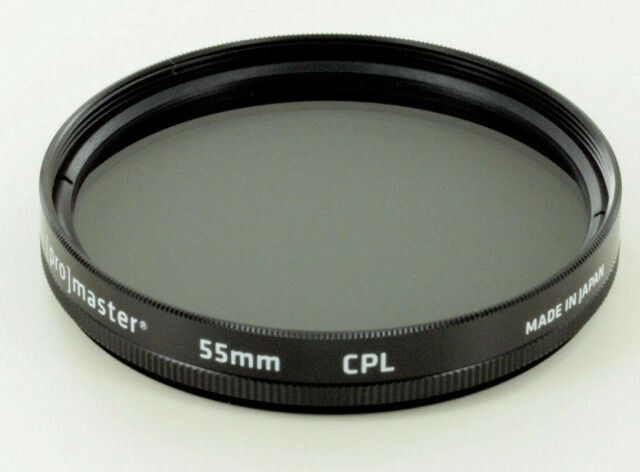 Promaster Circular Polarizing Filter - 55mm