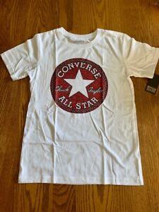 tee shirt converse 14 ans