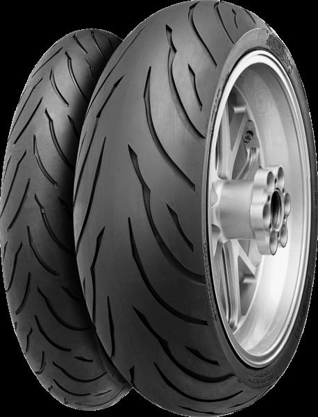 2019 Mode Kawasaki Zephyr 750 Rear Tyre 150/70 Zr17 Continental Contimotion