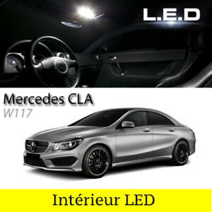 LED-iluminacion-interior-iluminacion-set-16-LED-bombillas-para-Mercedes-CLA-w117