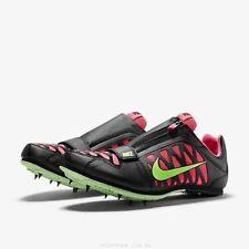 NEW Nike Zoom LJ Long Jump IV Spikes Shoes Black Punch 415339-036 Mens sz 15
