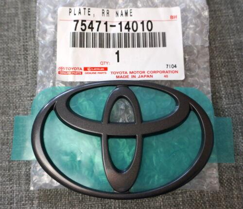 93-98 OEM Toyota SUPRA Rear Trunk Liftgate Emblem Badge Ornament