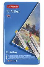 Derwent Artbar 12 Tin