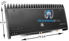 JL AUDIO 1200/1V3  MONOBLOCK AMP 1200W SLASH SUBWOOFERS SPEAKERS AMPLIFIER NEW