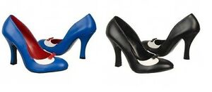 Royal Pin White Party amp; Smitten 4 Blue Shoes High Couture 05 Inch Up Pleaser Clearance Heel f7Eqa