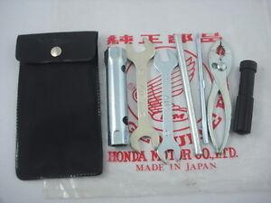 NOS-HONDA-C100-C70-CM91-CT70-CT90-C110-S65-S90-C200-CA95-Z50-CF70-CT110-TOOL-KIT