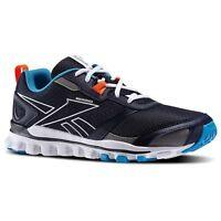 Mens Reebok Hexaffect Run Trainers Running Shoes Blue Uk Sizes 6.5 - 11.5