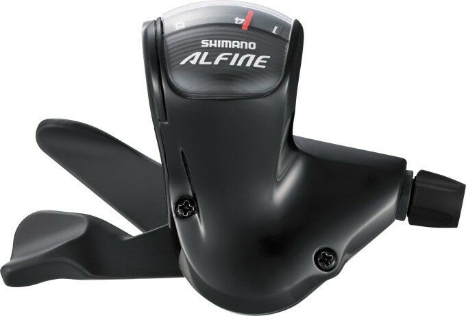 Shimano Leva del cambio Alfine SL-S503 8 velocità black dx